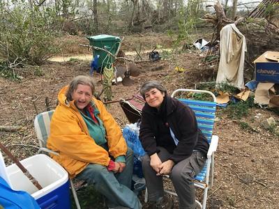 United Methodists Serve those Impacted by Hurricane Michael
