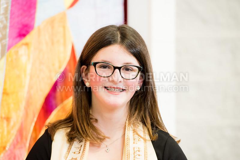 Rachel Wolf Bat Mitzvah