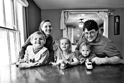 Doug, Amy, Eli, Abby, Gregory January 2016