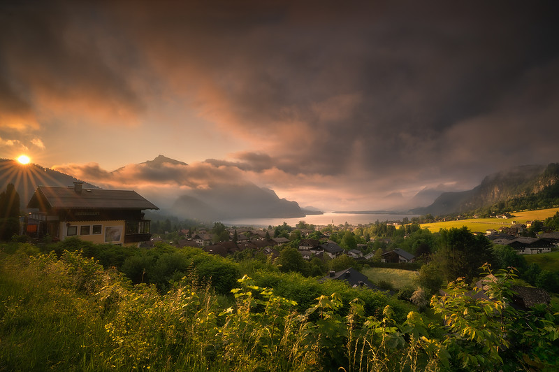 St. Gilgen am Wolfgangsee, Austria