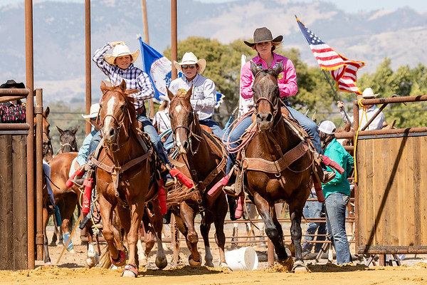 2019 Santa Ynez Rodeo - Saturday