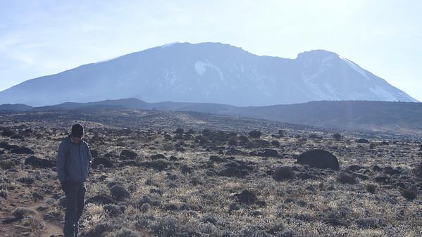 05 Kilimanjaro - to Barranco Camp