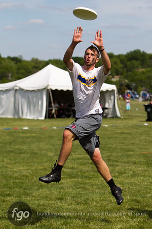 5-24-14 USA Ultimate D1 College Championships - Day 2 Action
