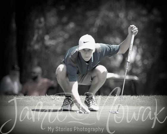 PC Varsity Golf 2017