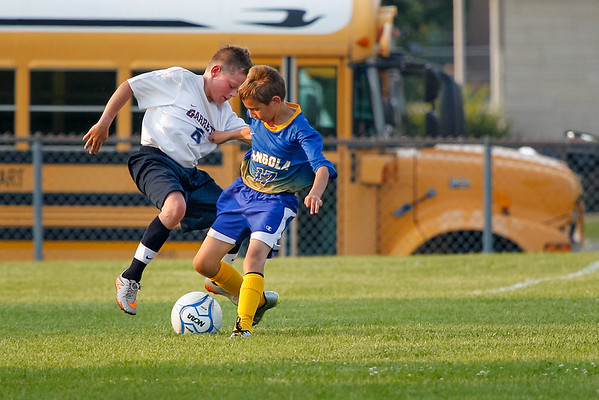 AMS Soccer at Garrett 2015-09-02