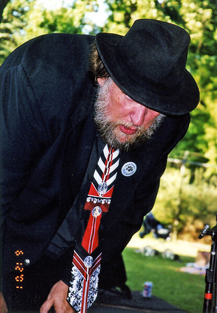 Mick Martin and The Blues Rockers at Sacramento Zoo