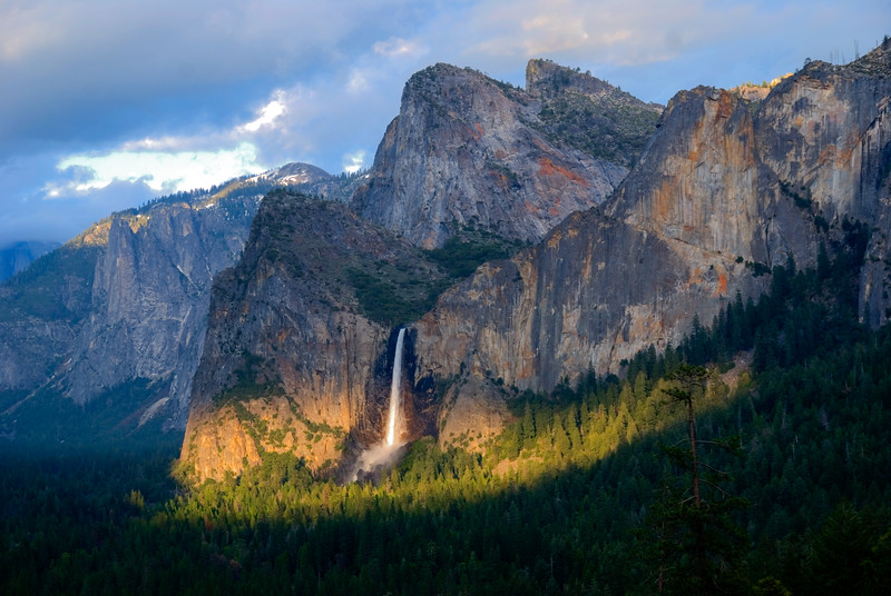 Tunnel View #1, Yosemite National Park, CA