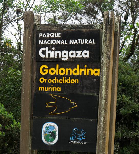 Chingaza National Park, Columbia March April 2019