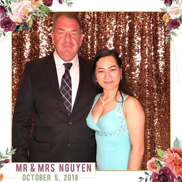 Mr. & Mrs Nguyen