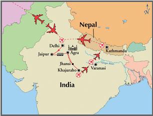 India & Nepal - 04 2014