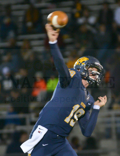 Football: Naperville North @ Neuqua 10/2/2015