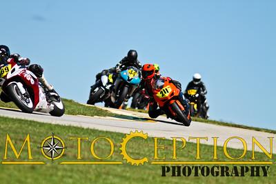 Race 4 & 5 - C Superstock Ex & Nov