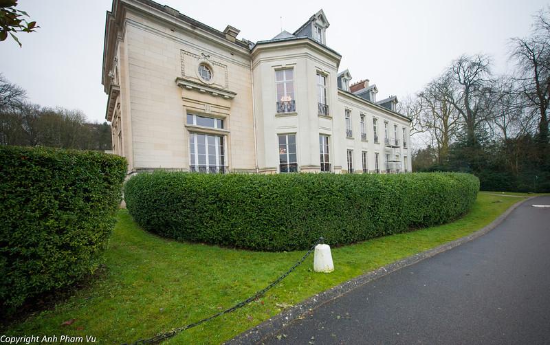 Hotel Novotel Chateau de Maffliers