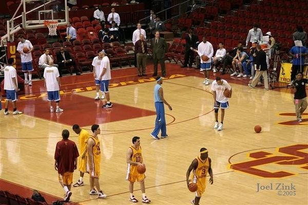 Men's vs. UCLA 2006