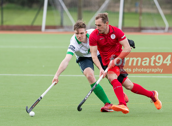 Lichfield 1st XI v Preston - 15 March 2020