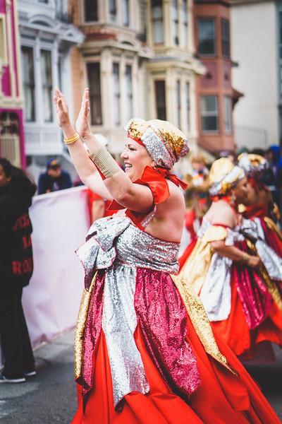 2019 San Francisco Carnaval Parade