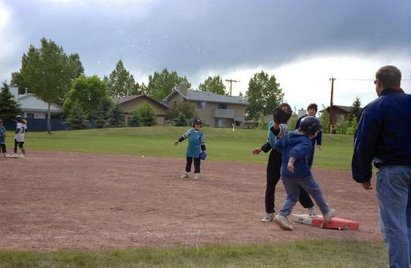 02ish Baseball & birthday