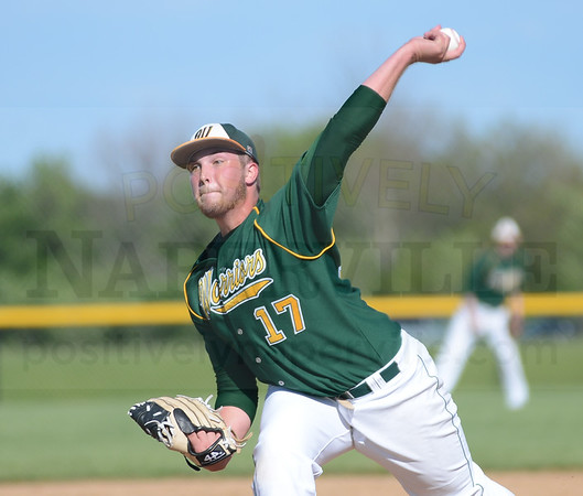 Baseball: Naperville North - Waubonsie 5/27/2015