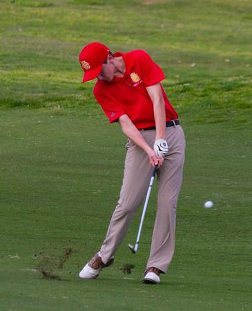 2019 03 26 Mt. Carmel HS v. Rancho Bernardo HS Boys' Golf