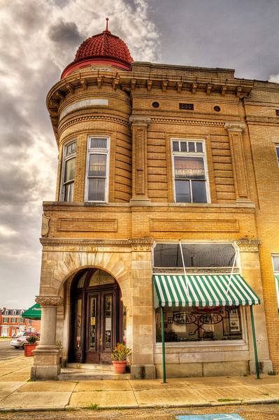 Home and Accident Insurance Company Building - Fordyce, AR