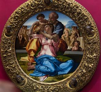 Uffizi Gallery Museum, Florence, Italy