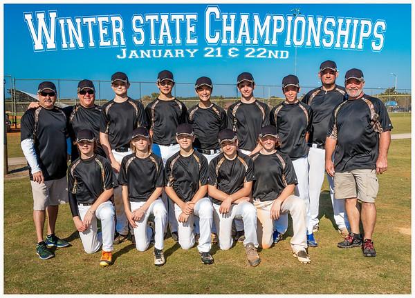 Winter State Championships - January 21, 2017