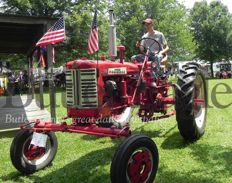 Harrisville Tractor Parade