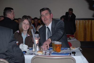Player of the Year dinner 2006-07