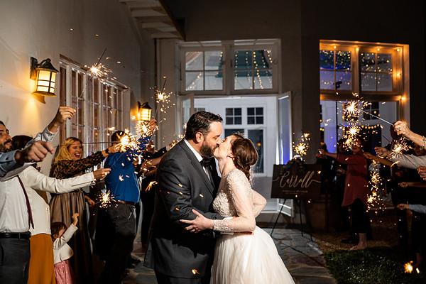 Becky & Matt Wedding Sneak Peeks