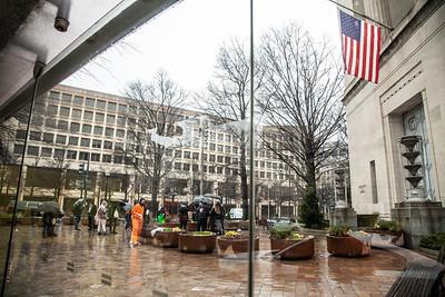 #Clovers4Assange, Washington, DC, March 18
