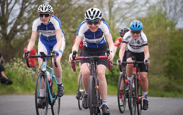 Wyre Forest Challenge Women's 2/3/4 Road Race