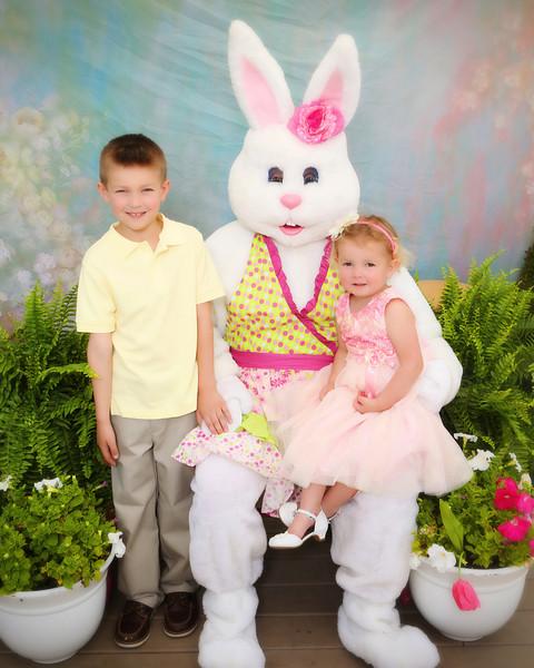 So-Yo Easter Bunny 2013