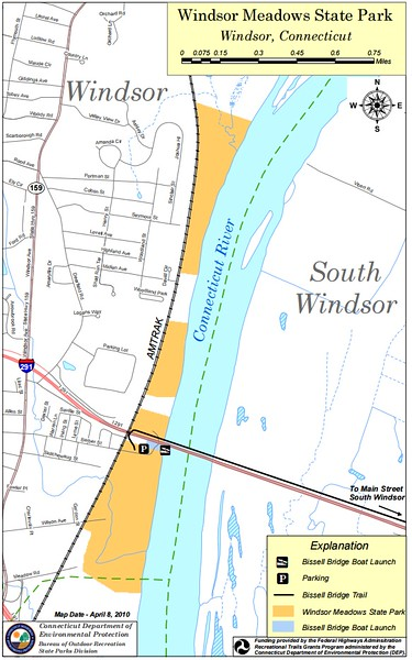 Windsor Meadows State Park