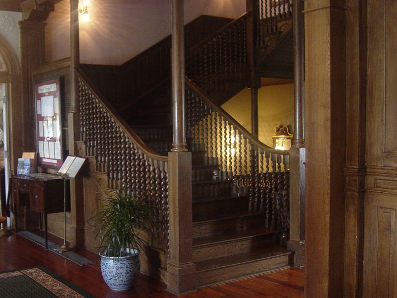 Inside the Jekyll Island Club
