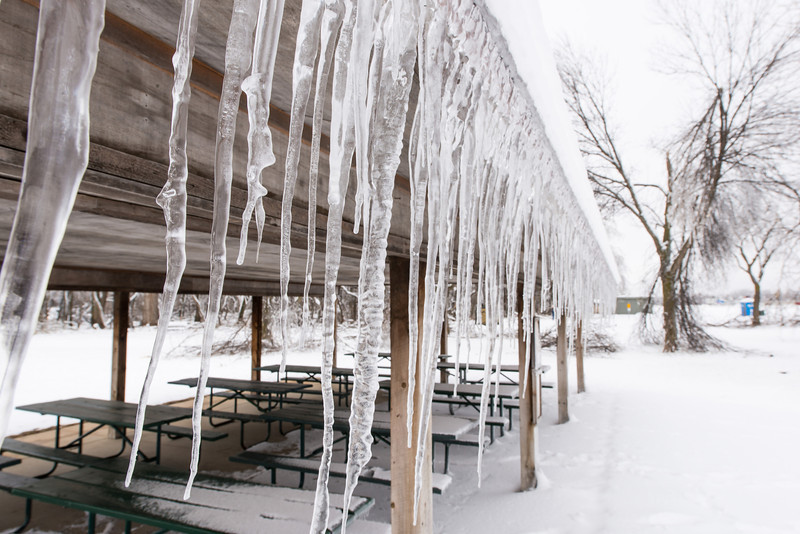 Icicle Galore