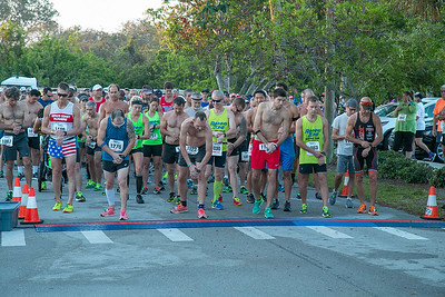 Space Coast Classic 15K and 2 Mile, 2017