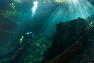 Single Tank Cavern