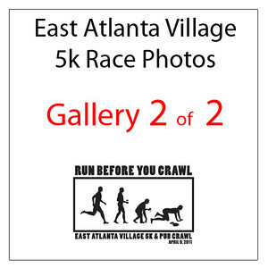 Part 2- East Atl. Village 5k & Pub Crawl {AFTER 32 MINS of Race + Post-Race Awards / Crawl}
