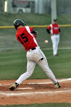 2011-03-25 BHS Baseball VS Providence
