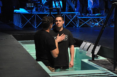 2016-04-24 - Baptism Service 11 a.m.