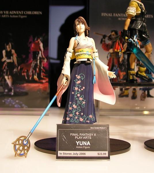 Final Fantasy figurine