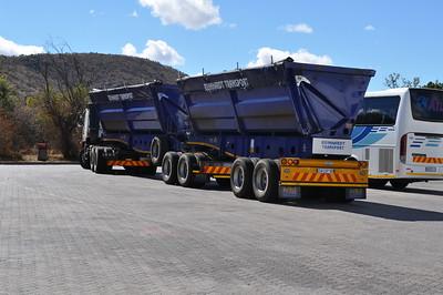 Drive to Selebe Phikwe