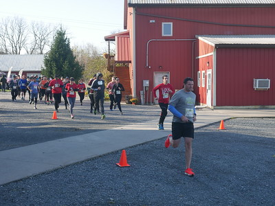 Run the Vineyards Unionville 8K and 5K