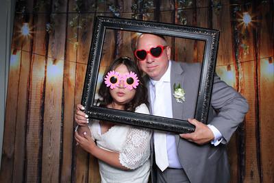 Marie & Dwight 07.02.21 photobooth
