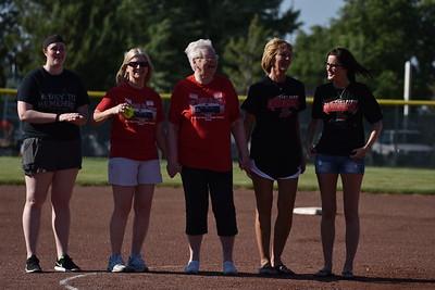 Dowling Catholic @ Fort Dodge Softball 6/4/18