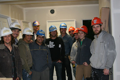 12/03/2007 Switchfoot Builds with Habitat EKC