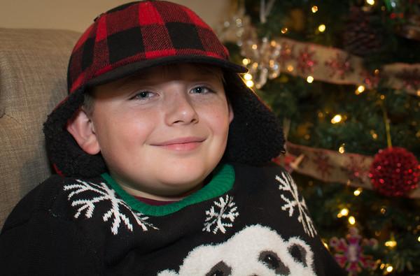 Owen's Family Christmas 2016
