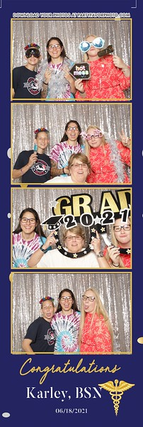 Karley's BSN Graduation Party 2021