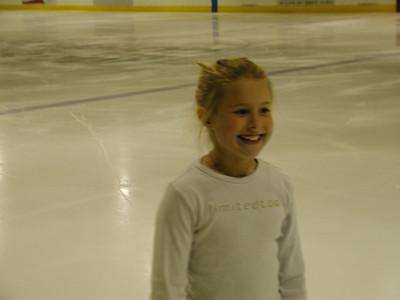 Ashley Skating 2001