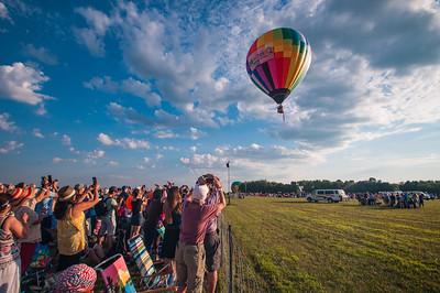 2015 Festival of Ballooning